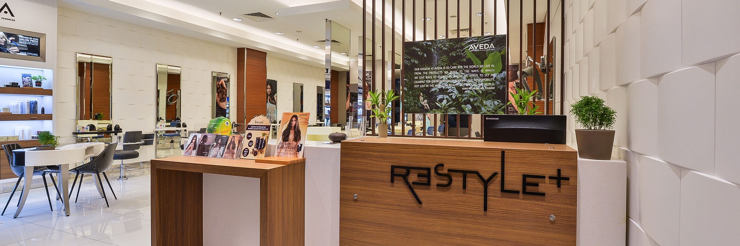 Sunway Pyramid Restyle branch of salons