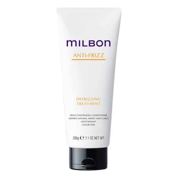 Milbon Anti-Frizz Defrizzing Treatment 200g