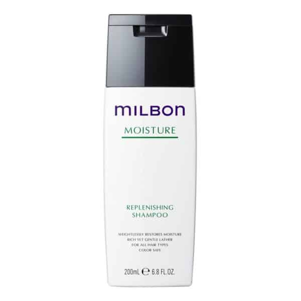 Milbon Moisture Replenishing Shampoo 200ml