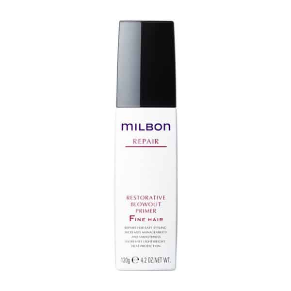 Milbon Repair Restorative Blowout Primer Fine Hair 120g