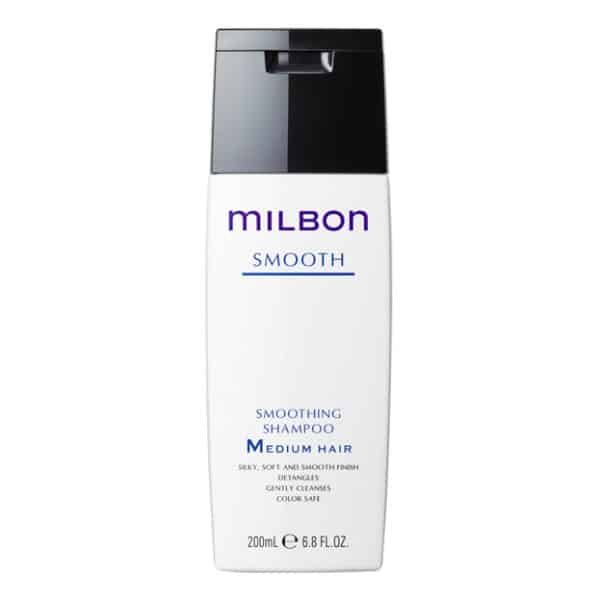 Milbon Smooth Shampoo Medium 200ml