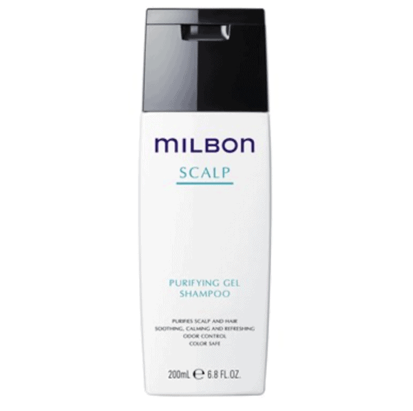 Milbon Purifying Gel Shampoo 200ml